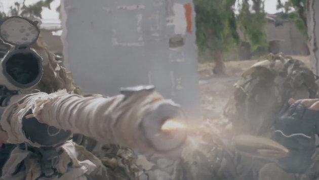 IS veröffentlicht barbarischen Scharfschützen-Clip (Bild: heavy.com)