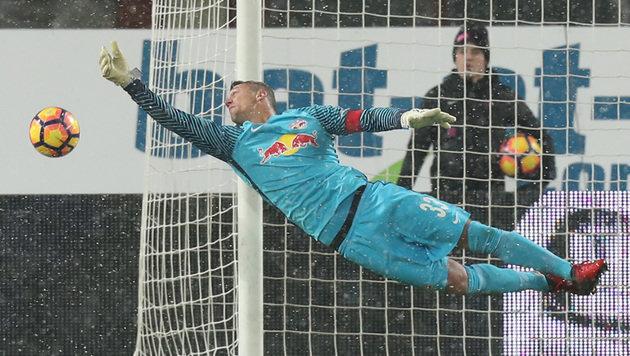 RB Salzburg gewinnt bei der Wiener Austria mit 3:1 (Bild: GEPA)
