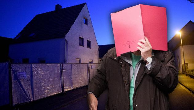 """Angeklagte: """"Opfer wurde Lippe aufgeschlitzt"""" (Bild: APA/dpa/Jonas Güttler, EPA/BERND THISSEN)"""