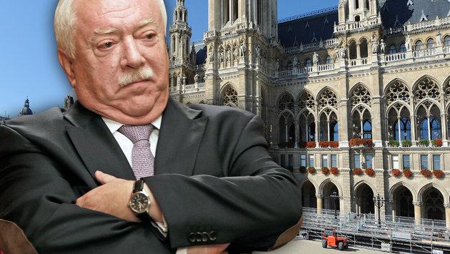 """Häupl an Kritiker in Wiener SPÖ: """"Is ma wurscht"""" (Bild: Reinhard Holl, thinkstockphotos.de)"""