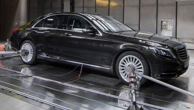 Mercedes führt CO2-Klimaanlage ein (Bild: Daimler)