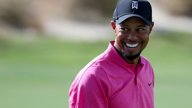 "Woods-Comeback: ""Will das Ding hier gewinnen!"" (Bild: APA/AFP/GETTY IMAGES/Christian Petersen)"