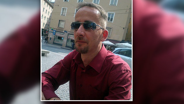 """Klaus Sch. erlitt einen Schädelbruch. (Bild: """"Krone"""")"""