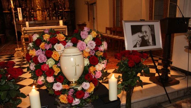 Gedenkmesse für Alfred Gerstl in Graz (Bild: Christian Jauschowetz, Kronen Zeitung)