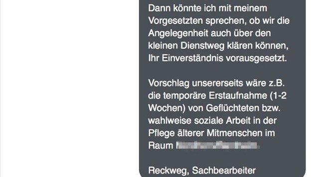 Böhmermann bringt Internet-Troll zum Schweigen (Bild: facebook.com/Jan Böhmermann)