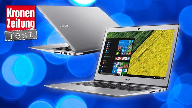 Acer Swift 3: Erschwingliches Einsteiger-Ultrabook (Bild: Acer)