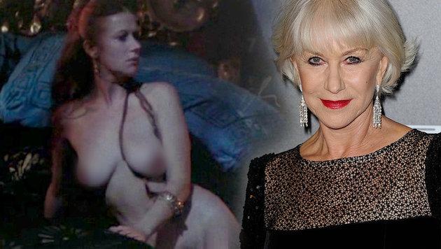"""Helen Mirren: """"Ich sterbe als Sexsymbol!"""" (Bild: Viennareport)"""