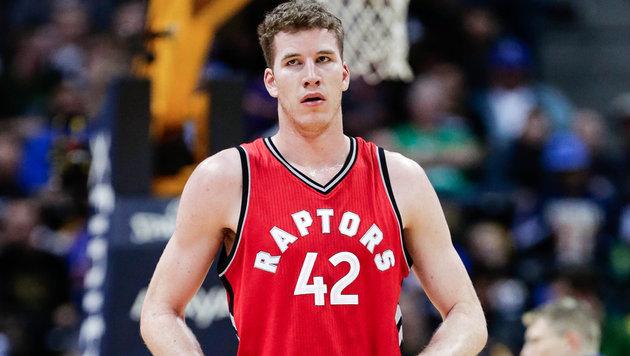 NBA: Pöltl erlebt Toronto-Erfolg von der Bank aus (Bild: GEPA)