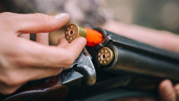 Schuss gelöst: Kugel schlägt bei Nachbarin ein (Bild: thinkstockphotos.de)