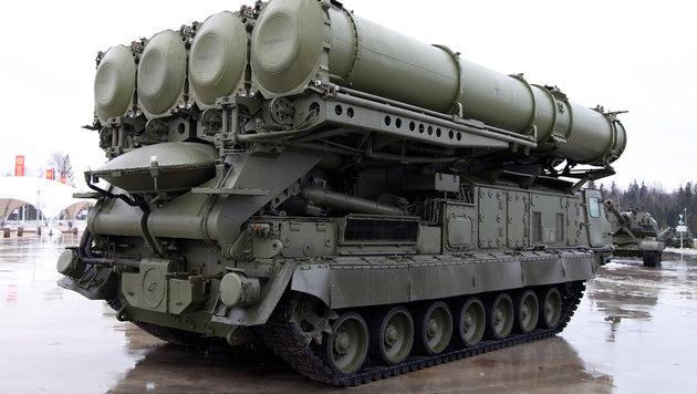 Die russische Bauart des S-300-Raketenabwehrsystems (Bild: vitalykuzmin.net)