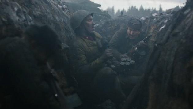 Soldatenmythos für Russen wichtiger als Wahrheit (Bild: YouTube.com)