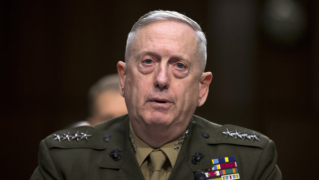 James Mattis (Bild: ASSOCIATED PRESS)