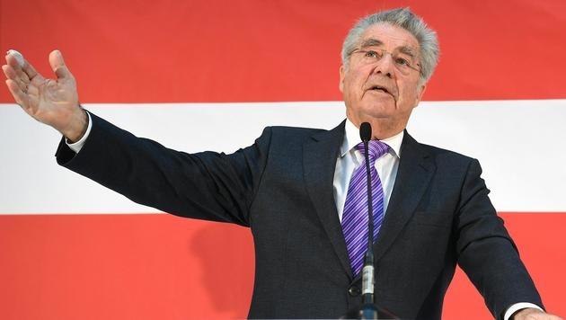 "Fischer: ""ÖVP direkten Weg zur FPÖ abschneiden"" (Bild: APA/HELMUT FOHRINGER)"
