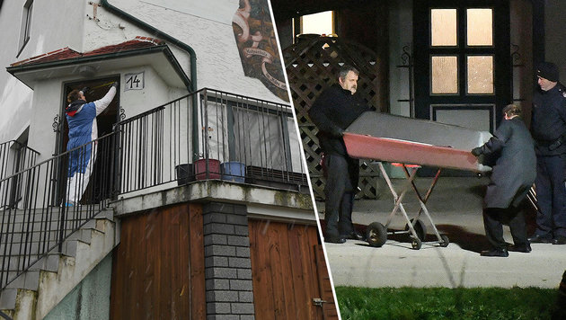 Eigene Familie erschossen - wer war Martina R.? (Bild: APA/HELMUT FOHRINGER)