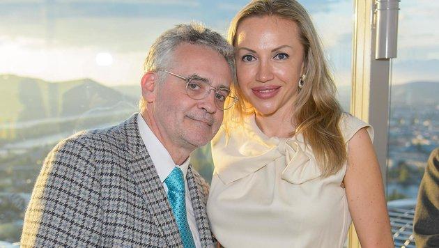 Christian und Ekaterina Mucha (Bild: Viennareport)
