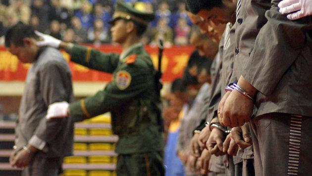 Hingerichteter posthum für unschuldig erklärt (Bild: STR/AFP/picturedesk.com (Symbolbild))