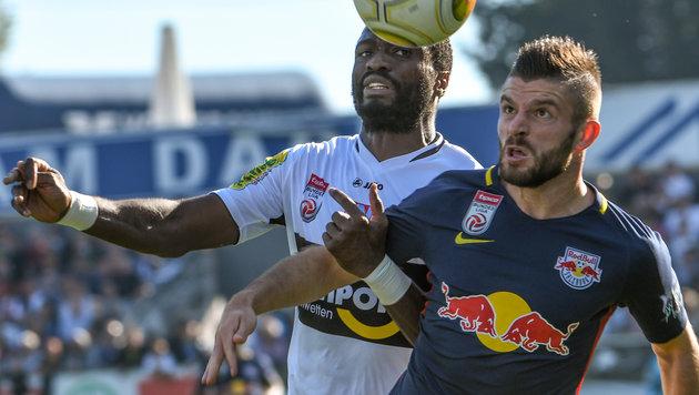 Kann RB Salzburg Altacher Sensationslauf stoppen? (Bild: GEPA)