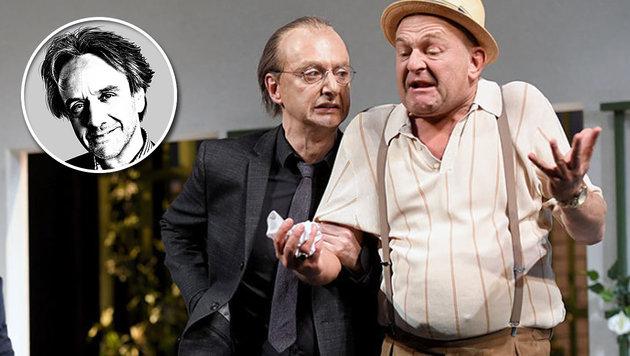 """""""Mädl aus der Vorstadt""""-Premiere in der Josefstadt (Bild: APA/Roland Schlager)"""