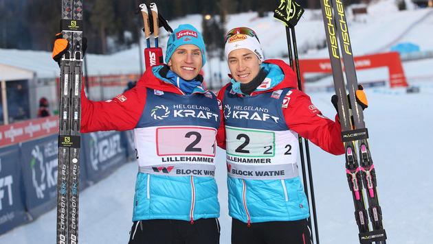 David Pommer und Mario Seidl (Bild: GEPA)