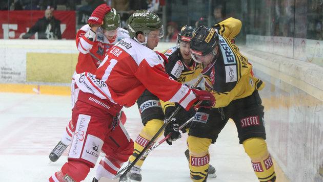 Sieg für Capitals, Debakel für Innsbruck (Bild: GEPA)