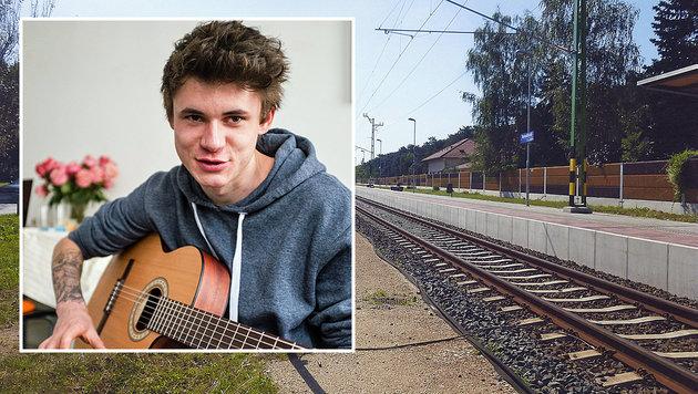 Vladyslav Shyshko wurde in Ungarn tot auf Bahngleisen gefunden. (Bild: Privat)