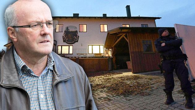 Gerichtspsychiater Reinhard Haller (Bild: Dietmar Mathis, APA/HELMUT FOHRINGER)