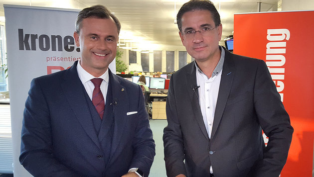 'Merkels 'Wir schaffen das' war eine Katastrophe' (Bild: krone.tv)
