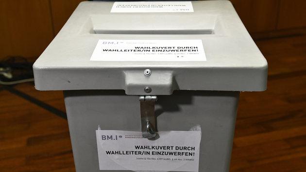 """Wahlreform: Vorwahltag und Hofburg-""""Entrümpelung"""" (Bild: APA/HERBERT NEUBAUER)"""