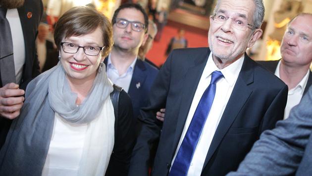 BP-Wahl: Welcher Stil zieht in die Hofburg ein? (Bild: APA/GEORG HOCHMUTH)