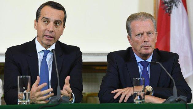 VdB oder Hofer? Die 7 Folgen der Hofburg-Wahl (Bild: APA/HELMUT FOHRINGER)