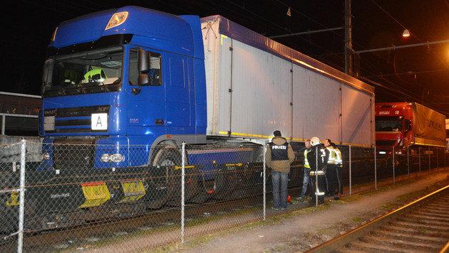 Drama auf Güterzug: 3. Opfer außer Lebensgefahr (Bild: APA/ZOOM.TIROL)
