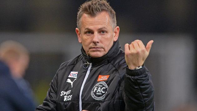 FAC trennt sich von Trainer Jürgen Halper (Bild: GEPA)