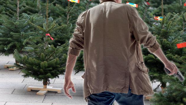 Kein Christbaumverkauf in Beisl: Waffe gezückt (Bild: thinkstockphotos.de (Symbolbild))