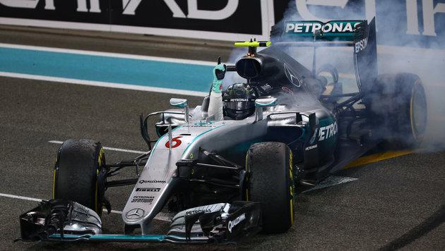 Rosberg-Rücktritt: Wer wird der Neue bei Mercedes? (Bild: GEPA)