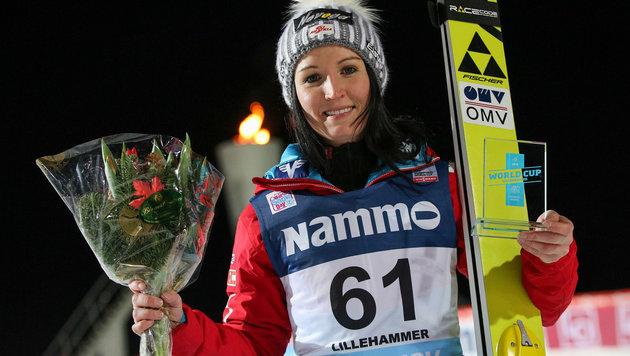 Seifriedsberger in Lillehammer Weltcup-Dritte (Bild: GEPA)