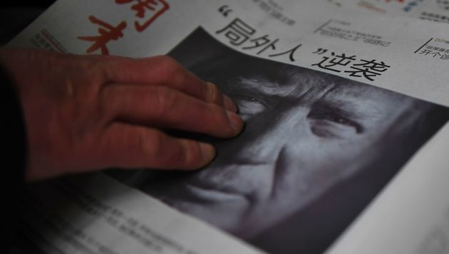"China warnt Trump vor ""regelrechtem Sturm"" (Bild: APA/AFP/GREG BAKER)"