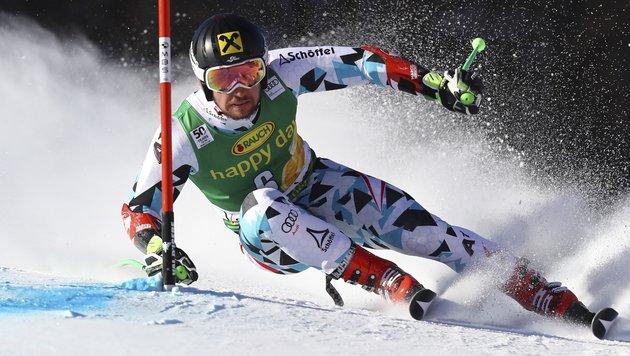 Faivre schnappt Hirscher in Val d'Isere Sieg weg! (Bild: AP)