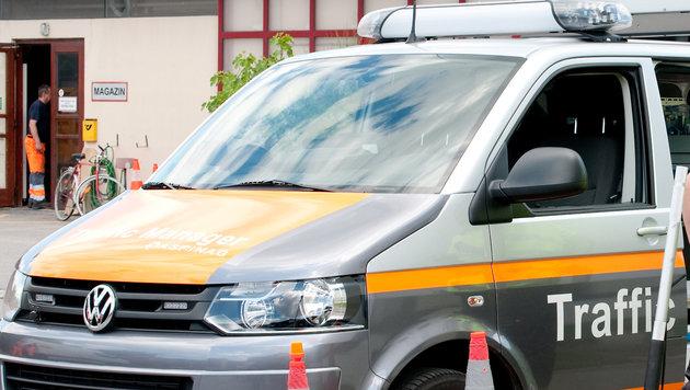 58-Jährige irrte zu Fuß auf A2 umher - gerettet (Bild: ASFINAG)