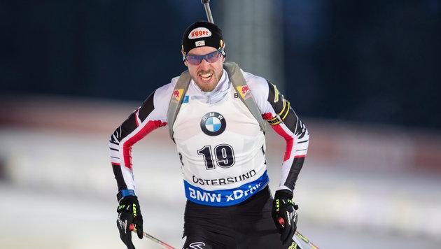 Biathlon: ÖSV-Pleite bei russischem Doppelsieg (Bild: GEPA)