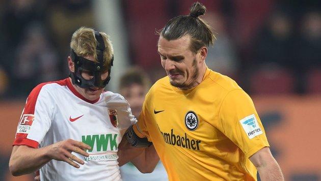 Hinteregger erobert mit Augsburg wichtigen Punkt (Bild: AFP or licensors)