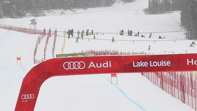 Super-G der Damen in Lake Louise kann stattfinden! (Bild: AFP or licensors)