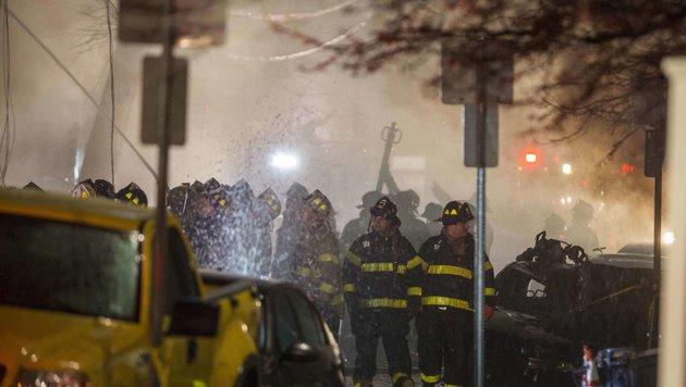 USA: Brand auf illegaler Rave-Party - neun Tote (Bild: 2016 Getty Images)