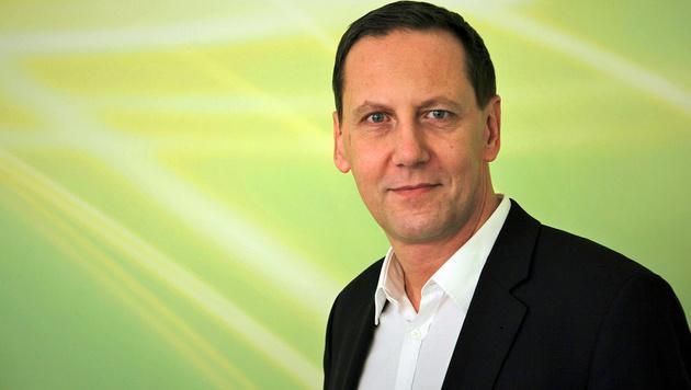 Robert Luschnik (Bild: APA/GRÜNE)