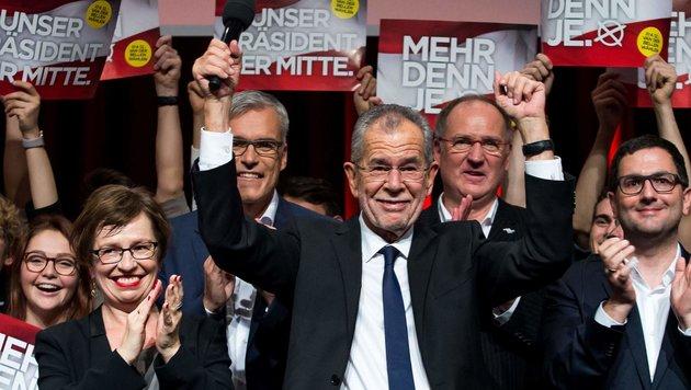 Alexander Van der Bellen (Bild: AFP)