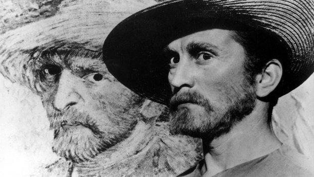 """Kirk Douglas in """"Vincent van Gogh"""" (Bild: Viennareport)"""