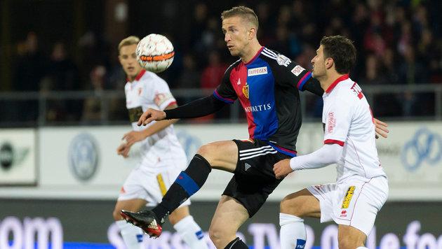 Janko trifft auf Arsenal - Dreikampf in Gruppe B (Bild: GEPA)
