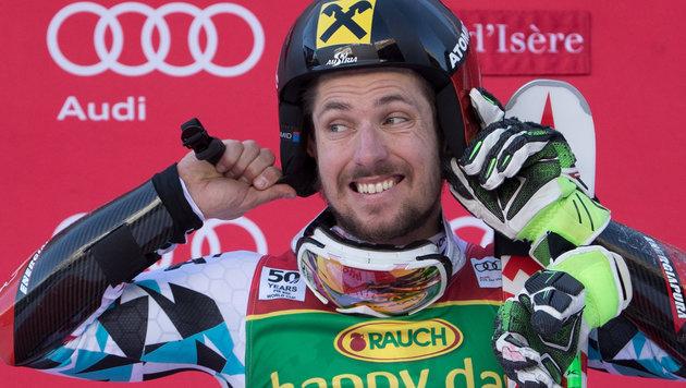 Marcel Hirscher stellte unsere Ski-Ehre wieder her (Bild: GEPA)