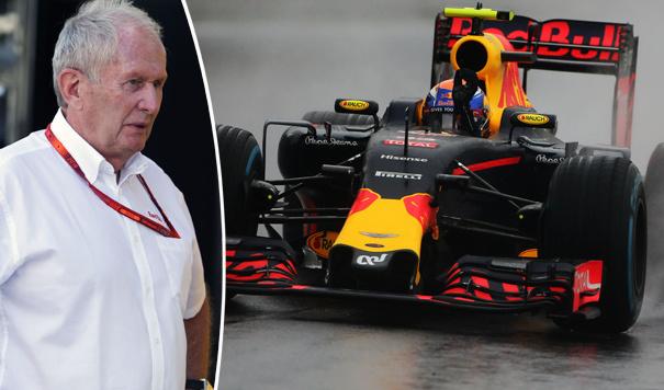 "Marko: Red Bull kämpft 2017 ""um beide Titel""! (Bild: GEPA)"