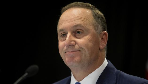 Neuseelands Premier überraschend zurückgetreten (Bild: AP)