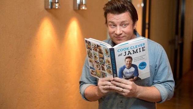 Jamie Oliver (Bild: dpa/Jšörg Carstensen)